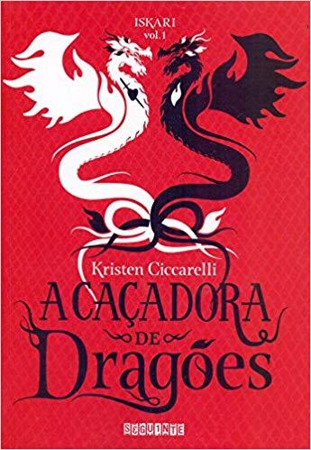 a caçadora de dragões livros fantasia