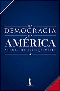 melhores livros de história a democracia na america