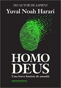 homo deus melhores livros 2020