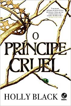 livros de fantasia o principe cruel