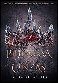 princesa das cinzas livros de fantasia
