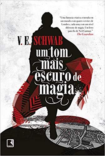 um tom mais escuro de magia livro de fantasia