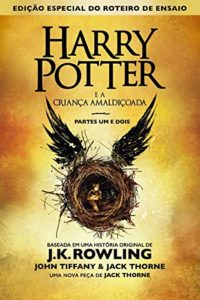 Sequencia harry potter livro 8