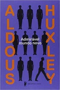 Admirável mundo novo melhores livros de ficção