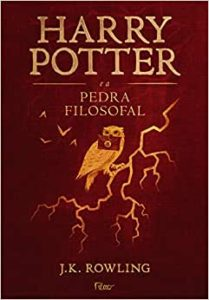 sequencia de harry potter livro 1