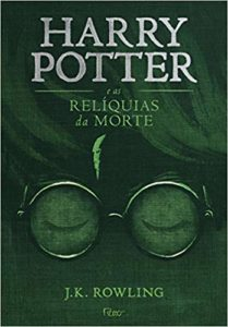 sequencia harry potter livro 7