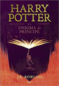 sequencia de harry potter livro 6