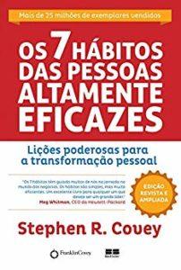 melhores livros de autoajuda habitos das pessoas altamente eficazes