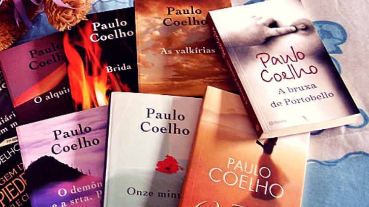 melhores livros de Paulo Coelho