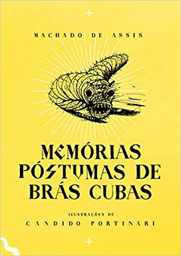 memórias póstumas de brás cubas livros para jovens