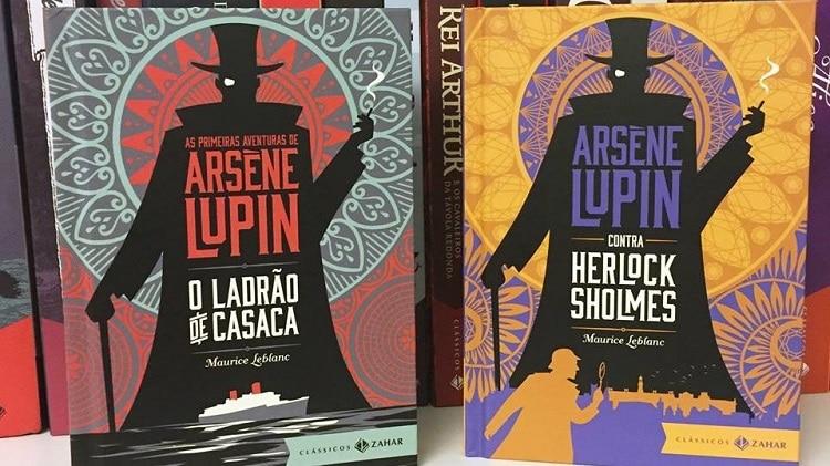 livros arsene lupin