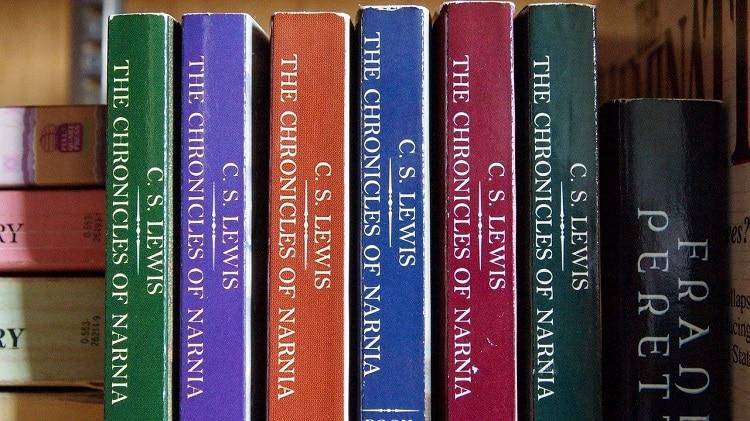 as crônicas de Nárnia livros