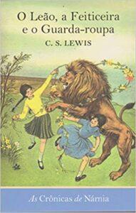 ordem dos livros de narnia o leão, a feiticeira e o guarda-roupa