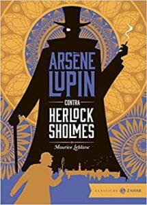 livro Arsène Lupin Contra Herlock Sholmes