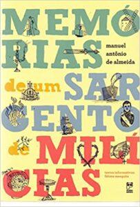 memórias de um sarjento de milícias Melhores Livros de Literatura Brasileira