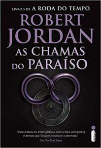 ordem dos livros de a roda do tempo as chamas do paraíso