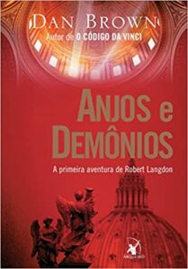 anjos e demonios ordem dos livros de dan brown