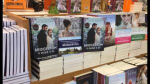 ordem livros bridgerton