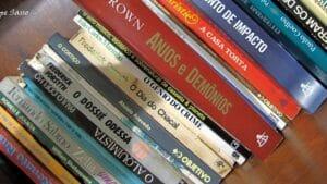 ordem dos livros de Dan Brown