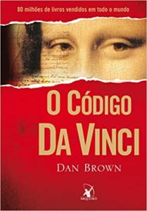 o código da vinci dan brown livro 2