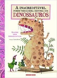 inacreditavel historia dos dinossauros
