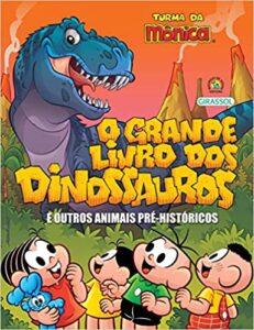 Mônica dinossauros
