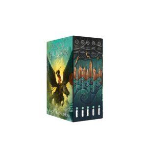 Percy Jackson e os Olimpianos livros infantis