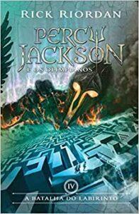 percy jackson livro 4