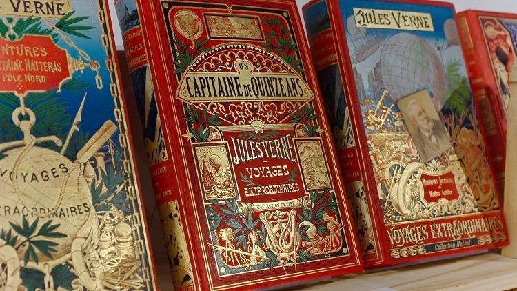 melhores livros julio verne