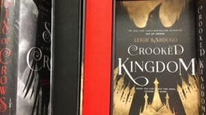 ordem dos livros sombras e ossos trilogia grisha