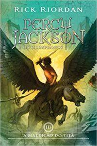 percy jackson livro 3