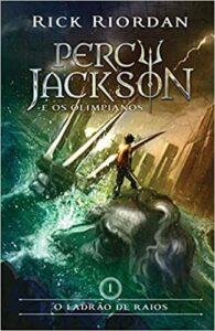 ordem dos livros de percy jackson 1