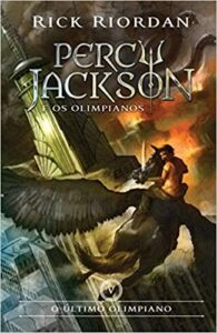 percy jackson livro 5
