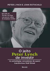 o jeito peter lynch de investir melhores livros sobre investimentos