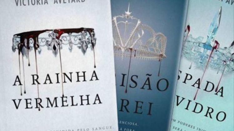 ordem dos livros de rainha vermelha