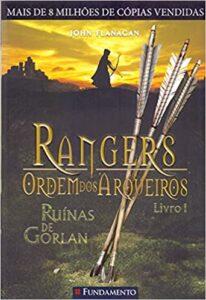 sequencia livros rangers ordem dos arqueiros
