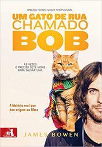 um gato chamado bob