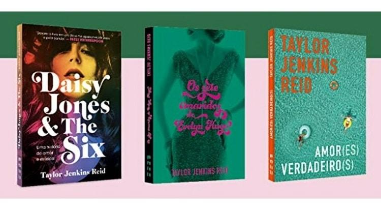 melhores livros de Taylor Jenkins Reid