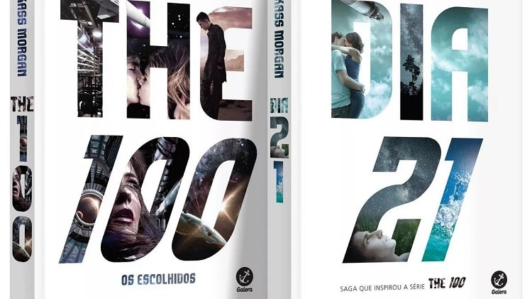 the 100 ordem livros